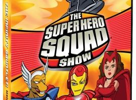 The Super Hero Squad Show: The Infinity Gauntlet! Volume 3 DVD Box Art
