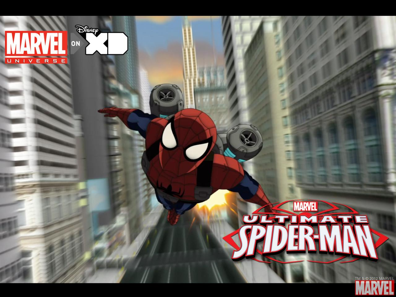 Ultimate Spider-Man Wallpaper #3