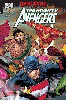 Mighty Avengers #22