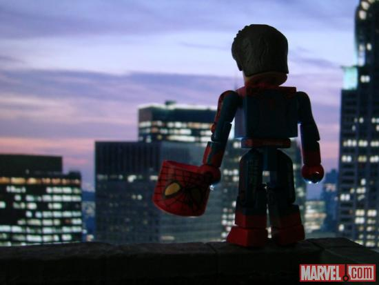 6 New Sets of Marvel Minimates