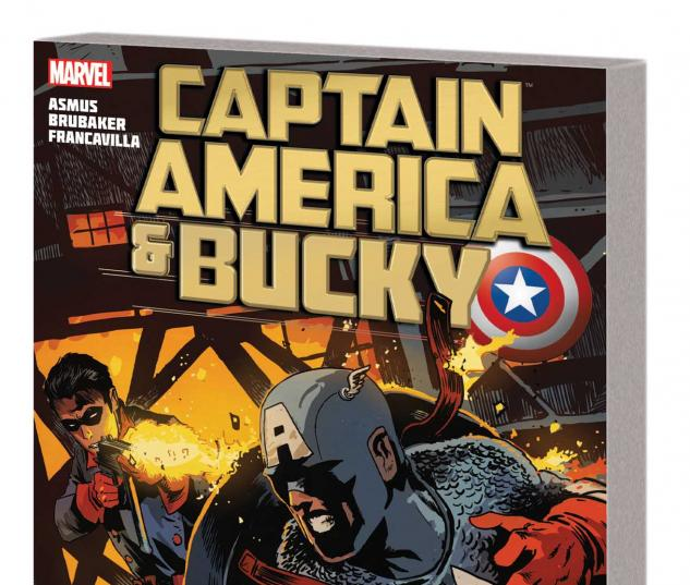 CAPTAIN AMERICA AND BUCKY: OLD WOUNDS TPB