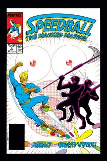 Speedball (1988) #6