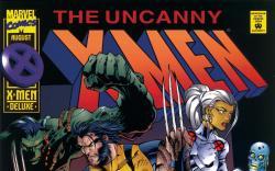 Uncanny X-Men (1963) #323 Cover