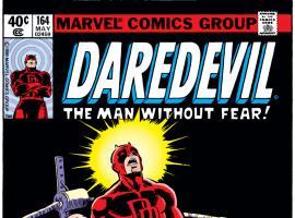 Cover for Daredevil (1963) #164