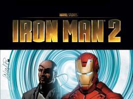 Iron Man 2 - Nick Fury: Director of S.H.I.E.L.D. #1