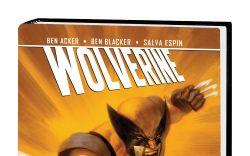 WOLVERINE: SEASON ONE PREMIERE HC (WITH DIGITAL CODE)