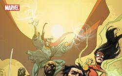 New Avengers Vol. 6: Revolution (2007) TPB