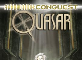 Annihilation Conquest: Quasar (2007) #3