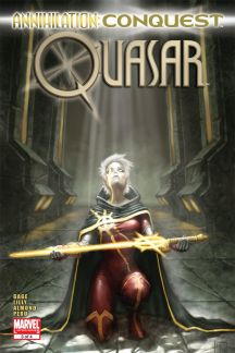 Annihilation: Conquest - Quasar #3