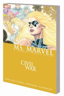Civil War: Ms. Marvel (Trade Paperback)