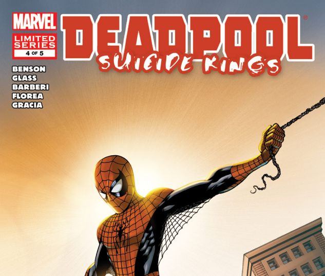 Deadpool: Suicide Kings (2009) #4