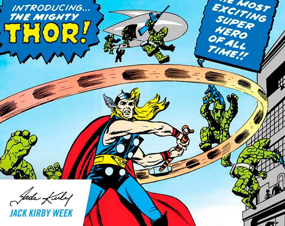 Jack Kirby Week: The Mighty Thor