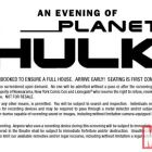 Planet Hulk Hits the Streets