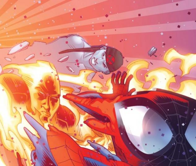 Ultimate Comics Spider-Man (2009) #8