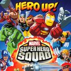 Marvel Super Hero Squad to 'Hero up!'