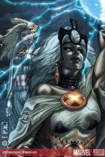 Astonishing X-Men (2004) #29
