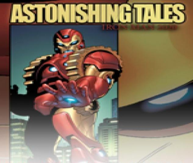 Astonishing Tales: Iron Man 2020 (2009) #1