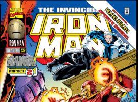 Iron Man #332