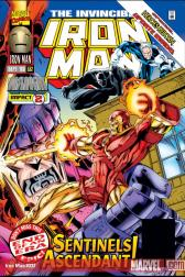 Iron Man #332 