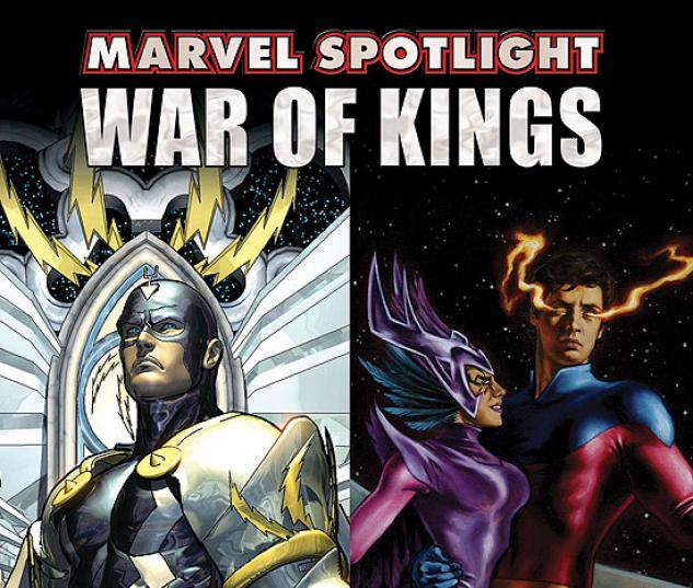 MARVEL SPOTLIGHT: WAR OF KINGS #1