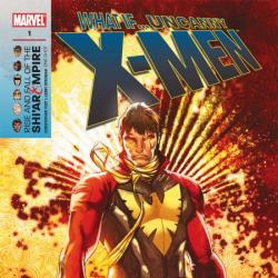 WHAT IF? X-MEN - RISE AND FALL OF THE SHI'AR  #1