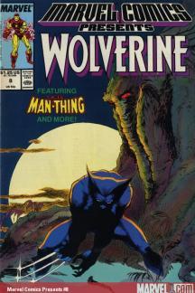 Marvel Comics Presents (1988) #8