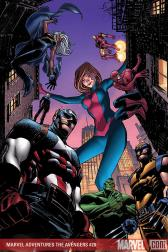 Marvel Adventures the Avengers #28 