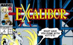 EXCALIBUR #2 COVER