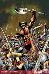 Wolverine: First Class #4 