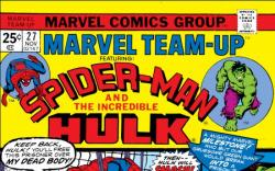 Marvel Team-Up #27