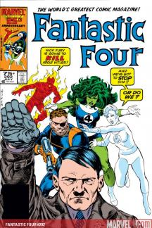 Fantastic Four #292