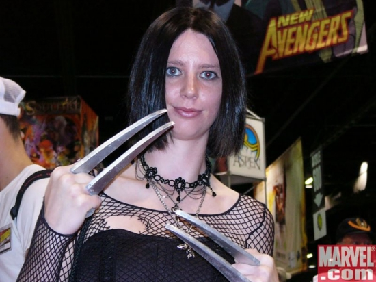 X-23: Claws of Fury