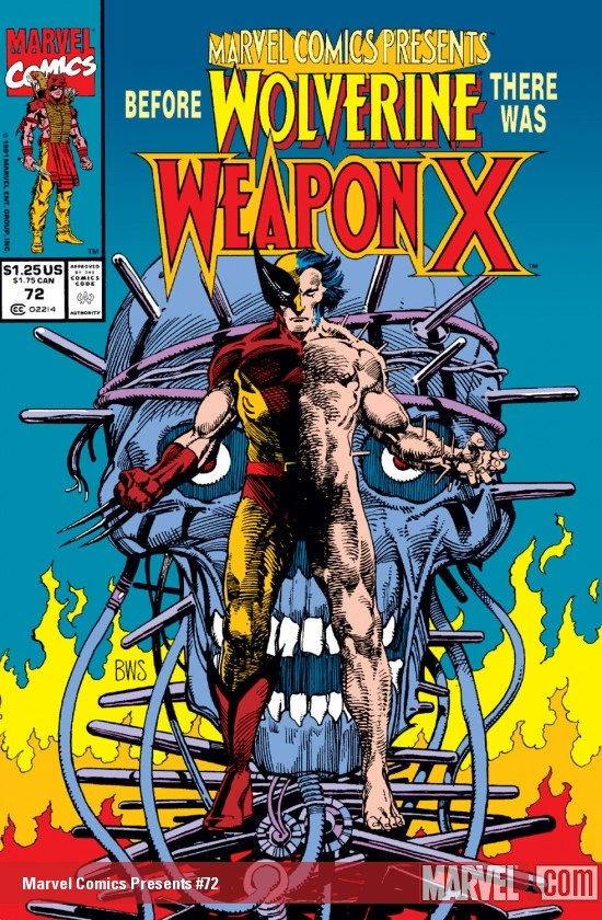 Marvel Comics Presents (1988) #72