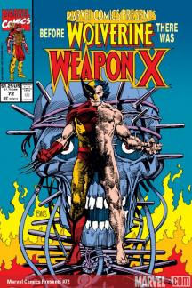 Wolverine: Weapon X (Trade Paperback)