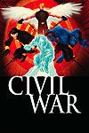 CIVIL WAR: X-MEN (1986) #4 COVER