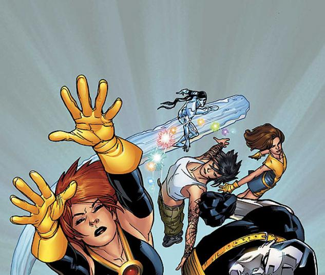 ULTIMATE X-MEN (2006) #54 COVER