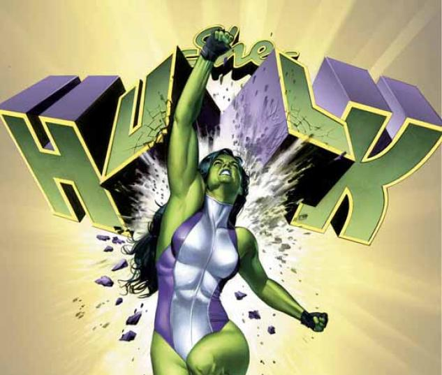 SHE-HULK #6