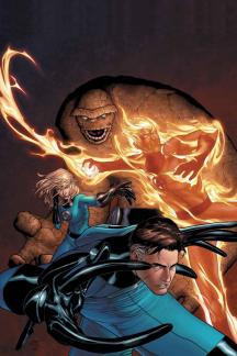 Marvel Knights 4 Vol. 1: Wolf at the Door (Trade Paperback)