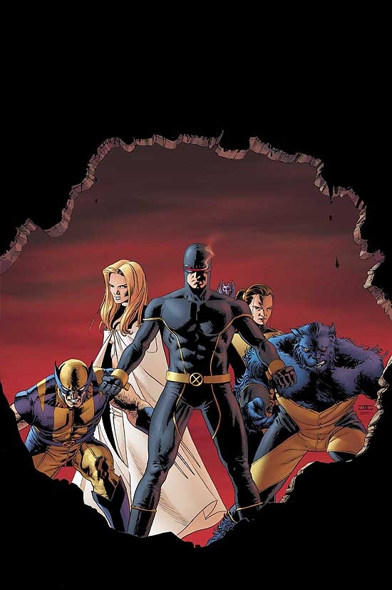 ASTONISHING X-MEN (1999) #7 COVER