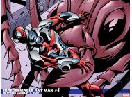 Irredeemable Ant-Man (2006) #4 Wallpaper
