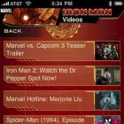 Iron Man Central App Hits iTunes