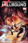 X-MEN: HELLBOUND #3 cover by Marko Djurdjevic