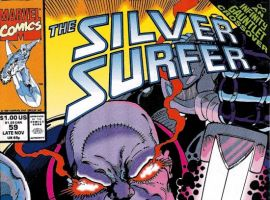 Silver Surfer #59