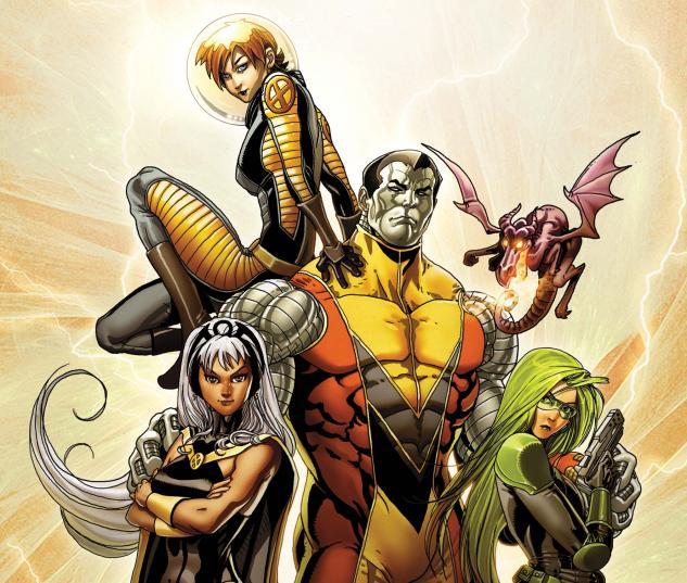 Astonishing X-Men #38 cover
