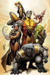 Astonishing X-Men #38 cover