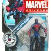 Spider-Man 2099 3 3/4 Inch Marvel Universe Action Figure from Hasbro, Wave 12