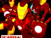 Iron Man Armored Adventures Mark 2 Turnaround