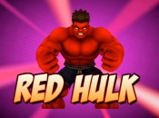 Super Hero Squad Online: Red Hulk Vignette