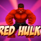 Super Hero Squad Online: Meet Red Hulk