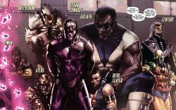 Sneak Peek: New Avengers Annual #1